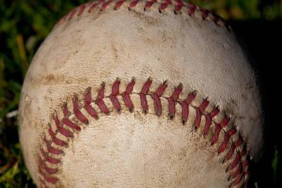 The Baseball II Print by David Patterson