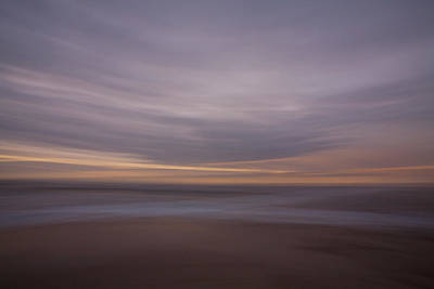 The Beach Print by Peter Tellone
