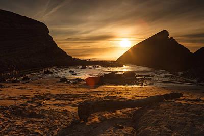 The Beach Original by Sergio Lanza