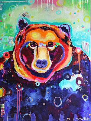 The Bear Original by Alisa Steady