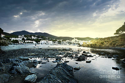 Landscape Photograph - The Beautiful City Of Cadaques by Yuri Santin