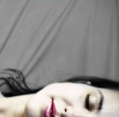 Exotic Photograph - The Beauty Of Sleep by Steven  Digman