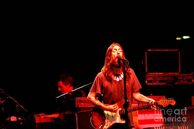 Black Crowes Photograph - The Black Crowes by Anjanette Douglas