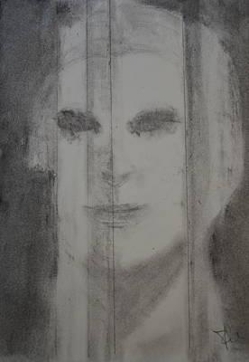 The Blind Man Original by Daniele Fedi