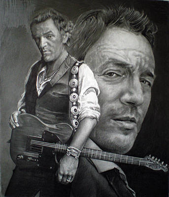 The Boss Print by Raoul Alburg