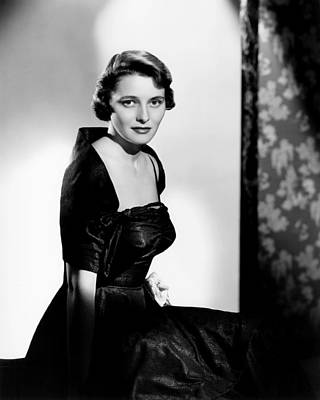 The Breaking Point, Patricia Neal, 1950 Print by Everett