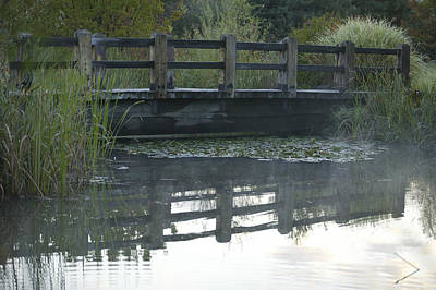 Horizontal Photograph - The Bridge by Steve Smith