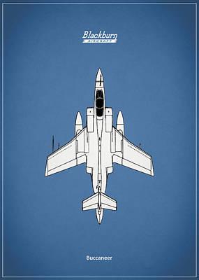 The Buccaneer Print by Mark Rogan