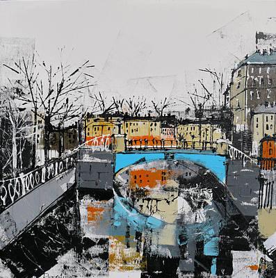 The Canal Original by Irina Rumyantseva