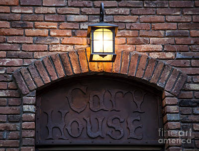 Placerville Photograph - The Cary House Hotel by David Millenheft