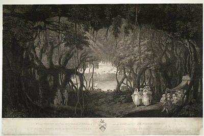 Banyan Tree Photograph - The Children's Dickens Stories by British Library