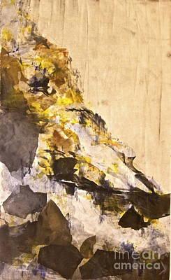 The Climb Print by Deborah Talbot - Kostisin