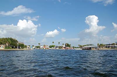 The Coast Of Hudson Beach Florida Print by Aimee L Maher Photography and Art Visit ALMGallerydotcom
