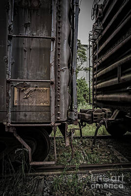 Wrong Photograph - The Coupling by Edward Fielding