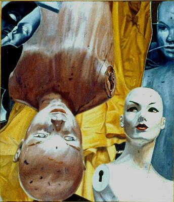 The Curtain Original by Dan Ault