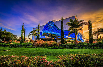Dali Photograph - The Dali Museum by Marvin Spates
