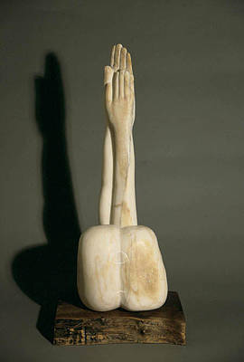 Sculpture - The Dancers by Manuel Abascal