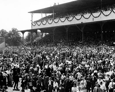 The Deutsches Derby Germany Horse Racing Print by Retro Images Archive