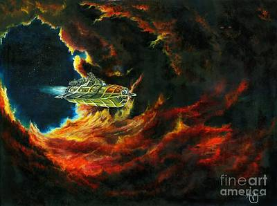 The Devil's Lair Original by Murphy Elliott