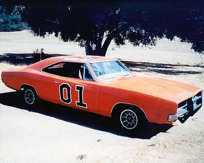 1970 Photograph - The Dukes Of Hazzard  by Silver Screen