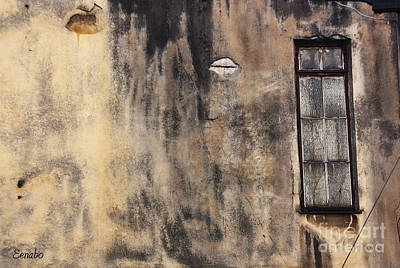 Old House Photograph - The End Of An Era by Eena Bo
