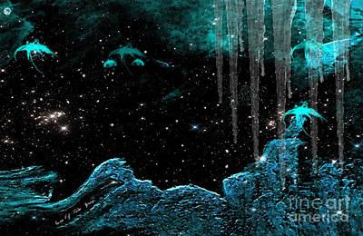 Universe Digital Art - The Eternal Universe by Sherri  Of Palm Springs