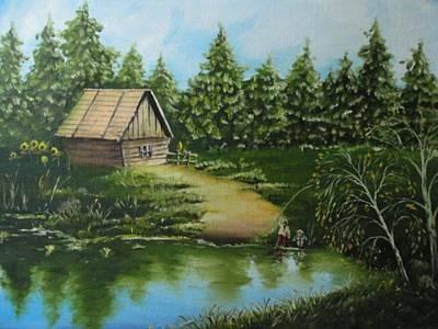The Fairy Tail  Original by Sergey Selivanov