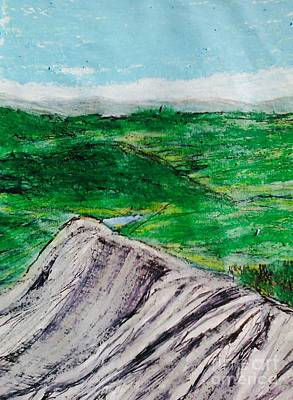 The Finger Lakes  Print by Ishy Christine  Degyansky