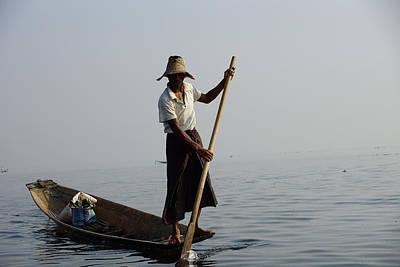The Fisherman Original by Scarparo Marco