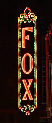 Fox Digital Art - The Fox by Sylvia Thornton