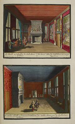 Ambassador Photograph - The French Ambassadors' Rooms by British Library