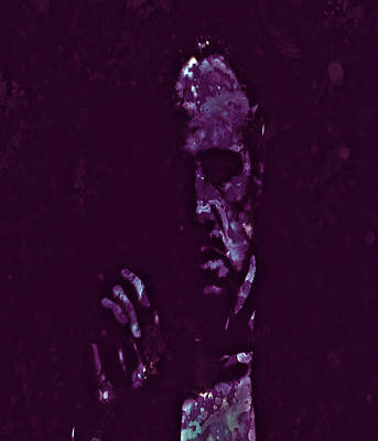 Richard S. Castellano Digital Art - The Godfather 2a by Brian Reaves