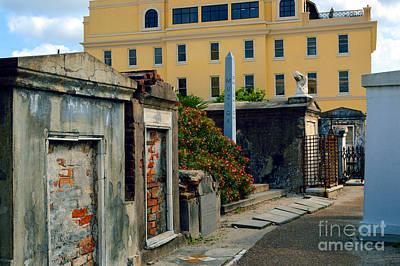 Louisiana Photograph - The Golden Future by Alys Caviness-Gober