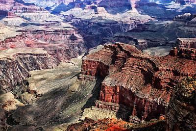The Grand Canyon V Print by Tom Prendergast