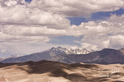 The Great Colorado Sand Dunes 38 Print by James BO  Insogna