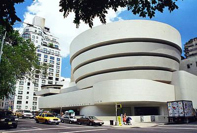 The Guggenheim Print by Allen Beatty