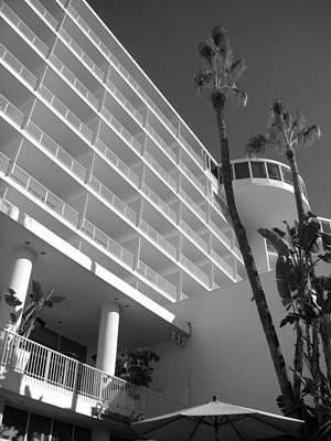 Photograph - The Hilton by Brynn Ditsche