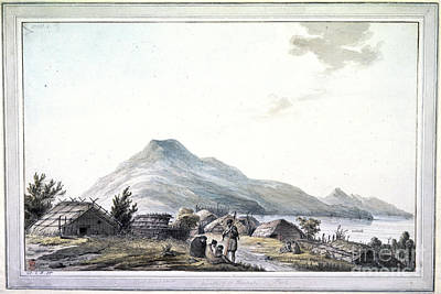 The Hippah, New Zealand Print by British Library