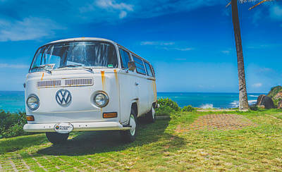 Vw Photograph - The Hipster by Cameron Howard