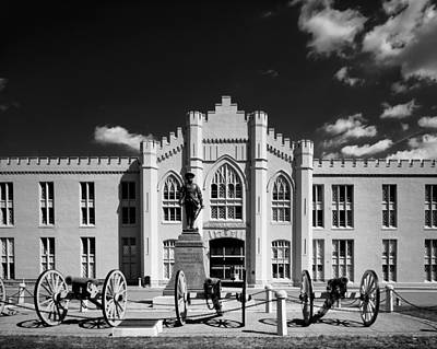 Vmi Photograph - The Historic Virginia Military Institute by Mountain Dreams