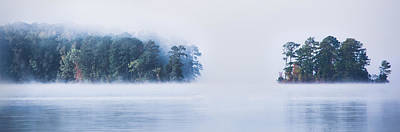 Lake Martin Photograph - The Horizon  by Parker Cunningham