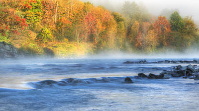 The Housatonic River Print by Bill Wakeley