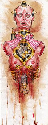 The Human Condition No. 4 Print by David Shumate