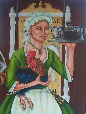 The Innkeeper Original by Beth Clark-McDonal