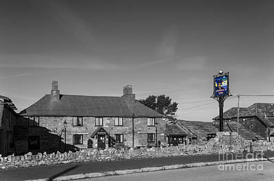 Bodmin Photograph - The Jamaica Inn Bodmin Cornwall by Chris Thaxter
