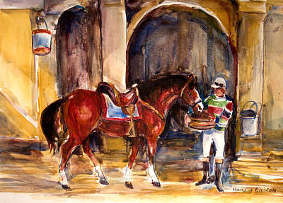The Jockey Original by Harold Ellison