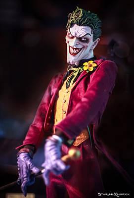The Joker Dummy Original by Stwayne Keubrick