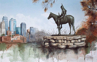 The Kc Scout Original by Denny Dowdy