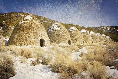 Horizontal Photograph - The Kilns by Steve Smith