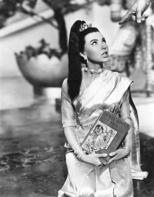 1955 Movies Photograph - The King And I, Rita Moreno, 1955. Tm & by Everett